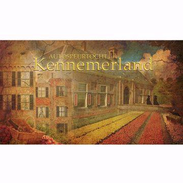 Afbeelding van Autospeurtocht 'Kennemerland'