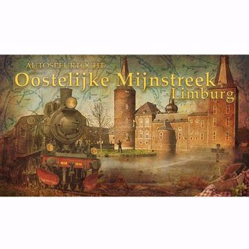 Afbeelding van Autospeurtocht 'Oostelijke Mijnstreek Limburg'